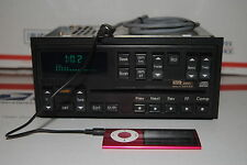 DELCO BOSE CD RADIO AUX input FITS:84 85 86 87 88 89CORVETTE GM +HARNESS ADAPTER
