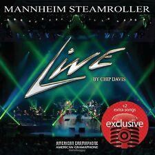 Mannheim Steamroller - Live - Target Exclusive Audio CD NEW
