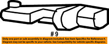 CHRYSLER OEM ABS Anti-lock Brakes-Rear Speed Sensor 52125003AD