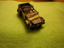 Vintage HO  Aurora FAX VW Thing Slot Car offered by MTH.