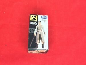 NEW Metal Figure Collection MetaColle Star Wars 14 REY TAKARA TOMY from Japan