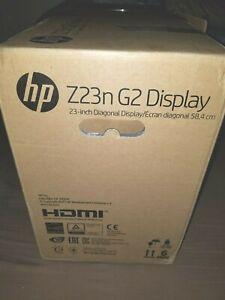 "HP Z23N G2 23"" Full HD Display Screen 1920 x 1080 -250 Nit - 1,000:1-Anti-Glare"