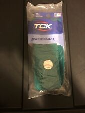 Twin City Senior Youth All Sport Solid Color Tube Sock, Teal Tck Medium