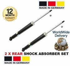 FOR TOYOTA YARIS VERSO 1999-2005 2x REAR LEFT + RIGHT SHOCK ABSORBER SHOCKER SET