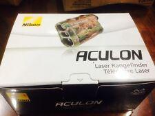 Nikon ACULON 6x20 Compact Laser Rangefinder 8398 Brand New
