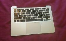 """Late 2013 13"""" Macbook Pro Top Case w/ Battery, Trackpad, Keyboard, Speakers/powe"""