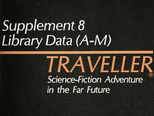 Library Data (A-M), Traveller Supplement 8 + 1500 Page Offer, GDW Game Designers