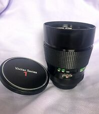 Vivitar 135mm f/2.3 Series 1 Telephoto lens for M42 Screw Fit
