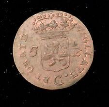 Louis Napoléon - Roi de Hollande - Dute 1803 - Kampen - Eclat d'origine !