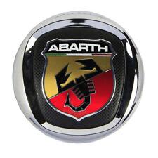 FREGIO STEMMA FIAT 500 ABARTH DAL 2008 ANTERIORE NUOVO ORIGINALE 735461668