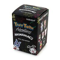Kidrobot Tiny Toon Adventures Animaniacs Blind Box Mini Figure NEW (1 Figure)