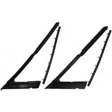 1965-1968 Buick Chevrolet Olds Pontiac Post Sedans Wagons Front Vent Window Kit