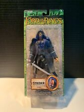 Lotr Fotr Strider With Sword-Drawing And Sword-Slashing Action Figure