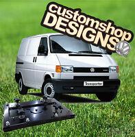 VW T4 Transporter Camper / Day Van Double Seat Swivel Base (RHD UK Model)