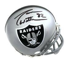 Jason Witten Signed Las Vegas Raiders Mini Helmet Player COA Autograph Oakland