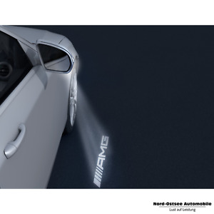 Original Mercedes-Benz AMG LED Projektor Spiegel AMG GT / GT C