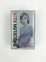 Beck Mutations Rare Cassette Tape Tested