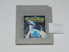Game Boy: Pokemon Plata (cartucho, versión ESP, pila nueva)