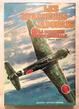 Les Chasseurs Japonais De La Deuxieme Guerre Mondiale - Docavia Volume 7 Millot