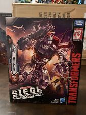 TRANSFORMERS **COMMANDER JETFIRE SIEGE WAR FOR CYBERTRON WFC-S28** NEW SEALED
