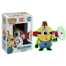 Despicable Me - Fire Alarm Minion Glow in the Dark Pop! Vinyl