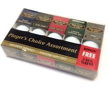 Spaulding Top Flite Xl 2000 15 Golf Balls Players Choice Assortment