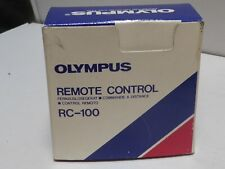 Olympus Remote Control RC-100 Wireless Infrared w/Case