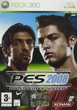 PES - Pro Evolution Soccer 2008 XBOX 360
