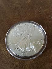 2014 AMERICAN SILVER EAGLE $1 DOLLAR 1 OUNCE OZ SILVER PROOF 999 BU COIN US MINT