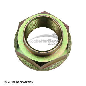 One New Beck/Arnley Axle Nut 1030504