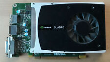 Nvidia Quadro 2000 PCIe x16 Grafikkarte 1GB DDR5 1 x DVI-D 2 x DP Display Port