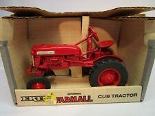 Ertl Farmall McCormick International Cub 1/16 Tractor Diecast 689 NIB