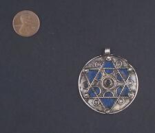 African Authentic Jewish Berber Star of David Pendant Morocco