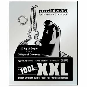 Puriferm XXL Turbo - for 100 litres Commercial grade