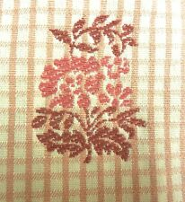 Colonial Lafayette Plaid Embellished Upholstery Waverly  Fabric By The Yard