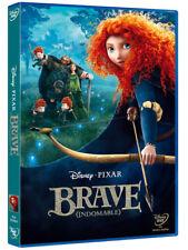 Brave (indomable) 2012 Disney Pixar DVD