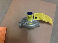 "Natural Gas Regulator, Maxitrol 325-3L  2 psi Ventless,indoor use 1/2""npt"