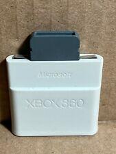 Microsoft Xbox 360 512 MB Memory Card Unit Official White- lil box- a23