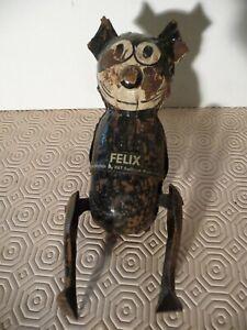 jouet mecanique ancien en tole felix le chat pat sullivan
