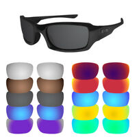 Polarized Replacement Lenses for Oakley Fives Squared - Multiple Options