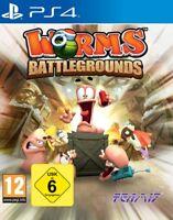 PS4 Spiel Worms: Battlegrounds NEU&OVP Playstation 4