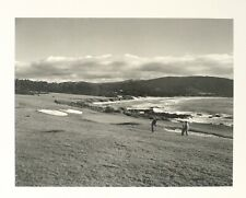 Carmel California 8th Hole Pebble Beach Golf Course Heritage Collection Photo