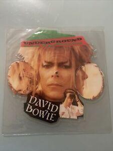 """David Bowie. Underground. Vinyl 7"""". Picture disc. 1986. Near mint"""