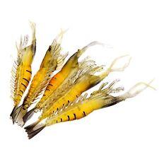 Fishing Lure Soft Simulation Lightweight Shrimp Prawn Bait Fishy Smell Yellow AD