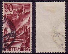 Französische Zone Württemberg MiNr. 37 gestempelt (kn17_479)