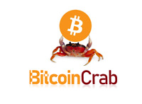 BitcoinCrab.com - Brandable Domain Name for sale - BITCOIN CRYPTO DOMAIN NAME