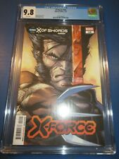 X-Force #14 X of Swords CGC 9.8 NM/M Gorgeous Gem Wow