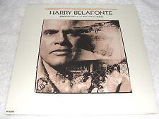 "Harry Belafonte ""Paradise in Gazankulu"" 1988 Pop LP,SEALED!,Vinyl,BMG Club Issue"
