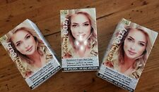 Lot Of 3 light blond Permanent Hair Color Coloreazy  home hair color nwt