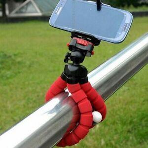 Tripod for Phone Flexible Sponge Octopus Mini Tripod for IPhone Mini Camera